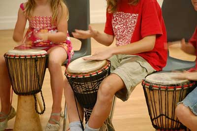 Music Magic Hand Drumming Workshops